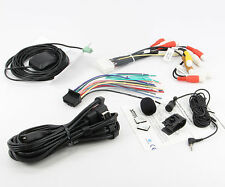 Xtenzi Cable Set for Pioneer AVIC-X940BT AVIC-Z140BH GPS MIC RCA Power Harness