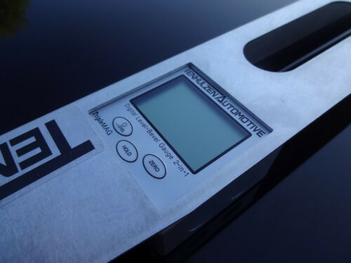 Camber//Caster Wheel Alignment Tool Digital Gauge Accurate to Within 0.1 Degrees