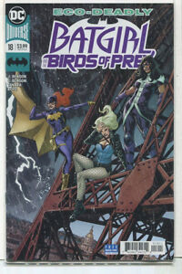 Batgirl-And-The-Birds-Of-Prey-18-NM-ECO-Deadly-DC-CBX19
