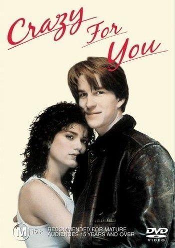 1 of 1 - Crazy For You (DVD, Region 4) Matthew Modine - Brand New, Sealed