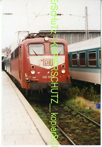 DBAG E-Lok 139 135-8 1999 München Hbf. FOTO (*10700)