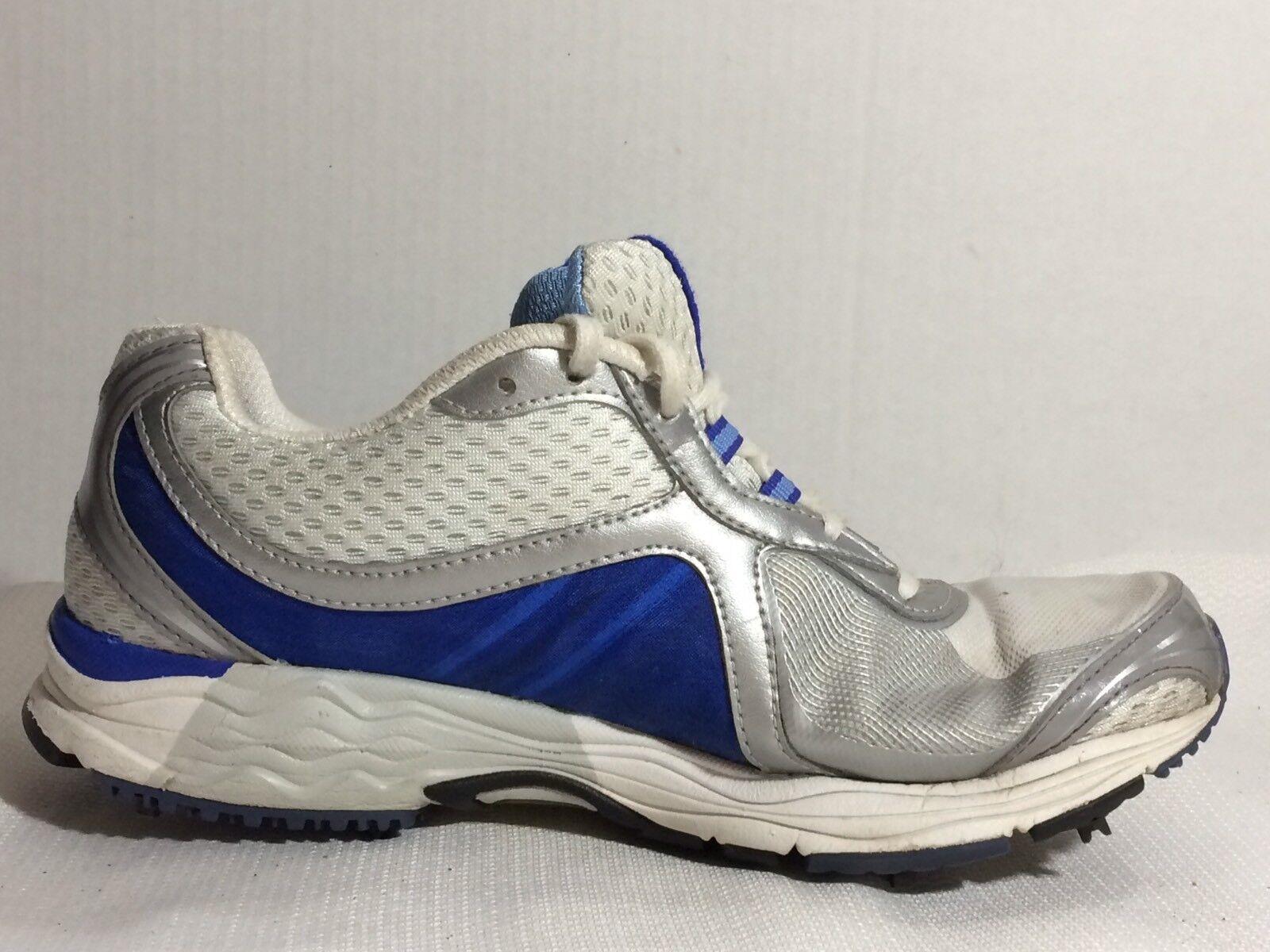 New Running Balance Damenschuhe 8.5 Medium WW1765WB Athletic Running New Schuhes Weiß Blau Sneaker 002acc