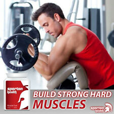 SPARTAN HEALTH MUSCLE RECOVERY SUPPORT PILLS TABLETS GET RIPPED & BIGGER FAST