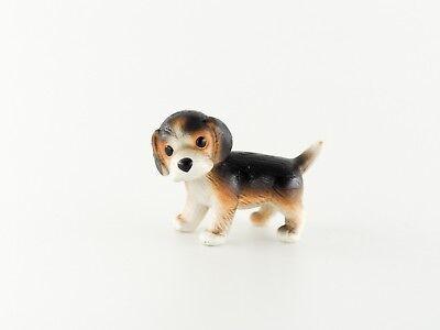 Dog Dollhouse Miniature Cup Hanging Fairy Garden Pet Miniature Schnauzer