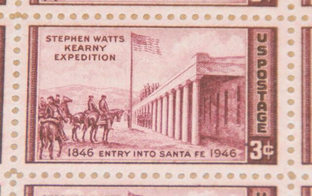 1946 sheet - Kearny Expedition Sc# 944