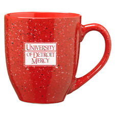University of Detroit Mercy - 16-ounce Ceramic Coffee Mug - Red