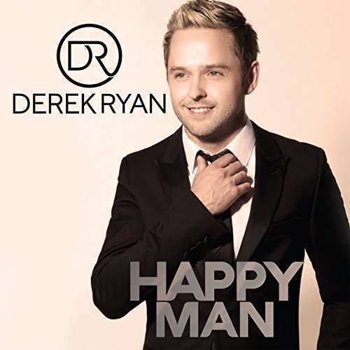 Ryan Derek - Happy Man Nuevo CD