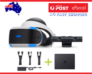 Playstation-4-VR-COMPLETE-KIT-WARRANTY-PS-VR-FastnFree-Shipping