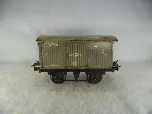 Hornby 'O' Gauge LMS No.0 Meat Van