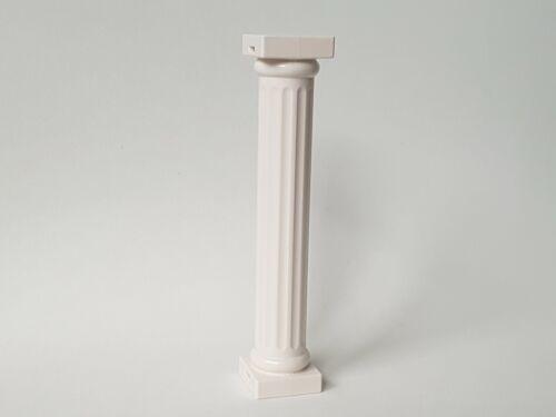 Playmobil rome scene circus white columns roman building city column