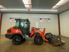 2018 Kubota R630 Cab Articulating Wheel Loader With Ac And Heat