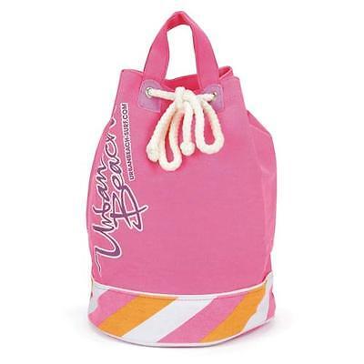 Urban Beach Girls Ladies Canvas Duffle Beach Bag Summer Holiday Camping Surf Gym
