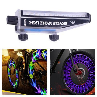 Bicycle 5 LED 3 Modes Super Bright Front Head Flashlight Cycling Light Lamp KHIU