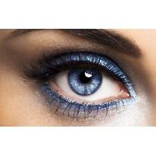 lentilles de couleur bleu  1 an - contact lenses blue