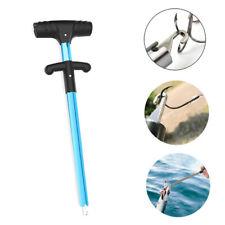 6.8 Inch Fishing Hook Remover Stainless Steel Fishing Dehooker Fishhook T2E9