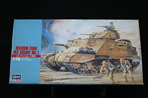 XO051-HASEGAWA-1-72-maquette-tank-char-31105-British-Army-Medium-Tank-M3-Gramt