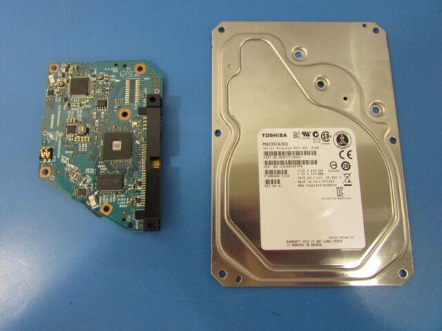 Toshiba 3TB SAS 7200rpm Internal Hard Drive HDEPC01GEA51
