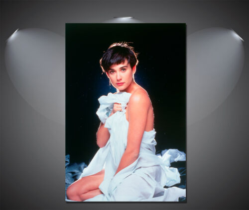 A3 Ghost Demi Moore Vintage Movie Poster A2 A4 Sizes A1