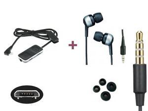 Original Nokia Headset für Nokia 6700 Classic Stereo Kopfhörer Schwarz