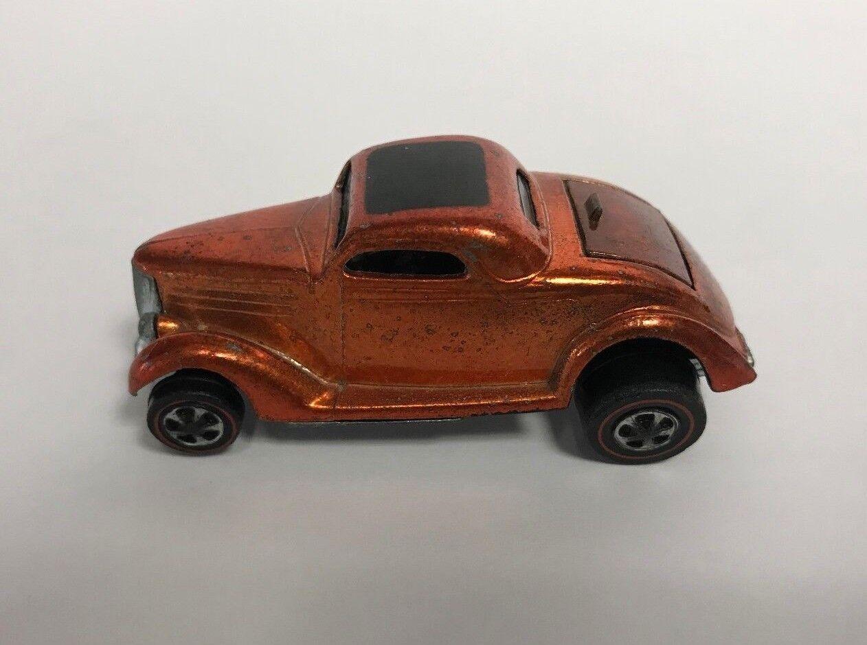 Original 1969 Hot Wheels rotline CLASSIC 36 FORD COUPE (USA)