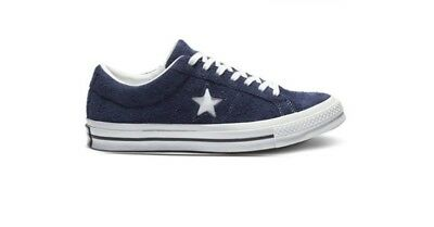 CONVERSE ONE STAR DARK LEATHER NEW SNEAKERS 162576C | eBay