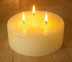 """45 Hours Burn Time St Eval /""""LEMON /& THYME/"""" Scented Candle in a Tin"""