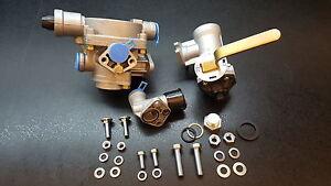 Anhänger Bremsventil für Zweikreis-Bremsanlage 9710025700,971002570,9630010137