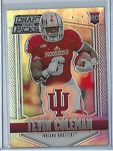 2015-Panini-Prizm-College-Draft-Picks-Tevin-Coleman-RC-refractor-145-Falcons