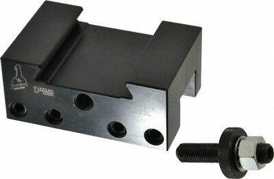 Aloris Series CA Number 1 Turning /& Facing Tool Post Holder 4-1//2 Inch Over...