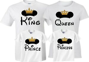 King-and-Queen-Prince-Princes-Mickey-and-Minnie-Family-matching-T-Shirts