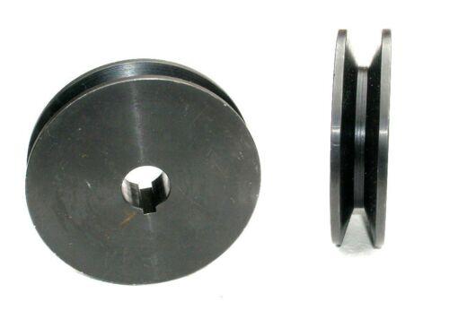 Keilriemenscheibe Riemenscheibe SPB 80x24 für 17mm Keilriemenbreite 00675
