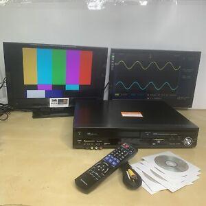 Panasonic-DMR-EZ48v-DVD-VHS-HDMI-Player-Recorder-W-Remote-FREE-SHIPPING