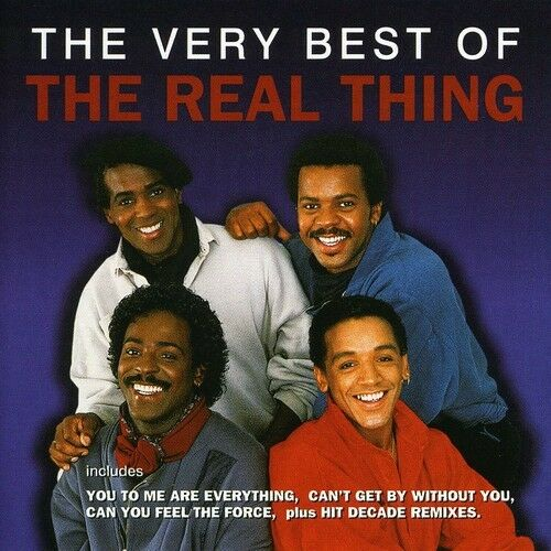 The Real Thing - Very Best of [New CD] UK - Import
