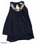 miniature 1 - Woman's ELLA MOSS Black Tank Top Sleeveless Beaded Detail Size Medium M