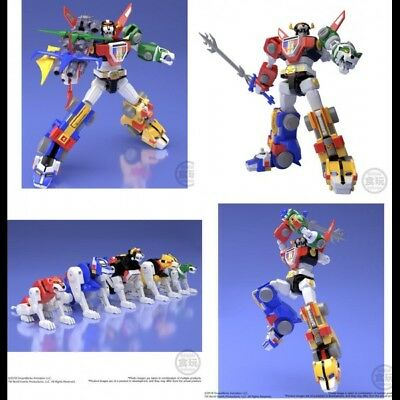 -= ] Bandai - Super Voltron Mini-pla Set [ =-