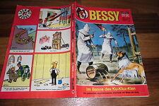 BESSY # 147 -- im BANNE des KU-KLUX-KLAN // Impressum: 1.1.1969 / Klaus Dill