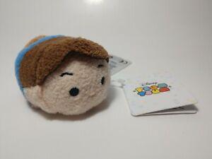 Disney Tsum Tsum Flynn Rider Tangled 3.5-Inch Mini Plush 886144121524