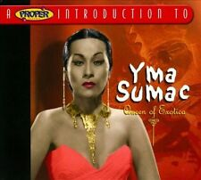 Queen of Exotica 2006 by Sumac, Yma - Disc Only No Case