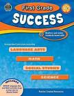 First Grade Success by Susan Mackey Collins (Paperback / softback, 2011)