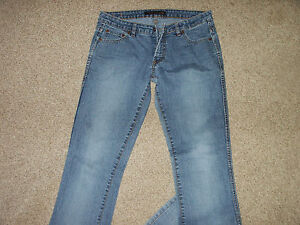 PEPE JEANS UK Classic Product S73 Boot Cut Denim Jeans size 30   eBay 3a508d5aeb