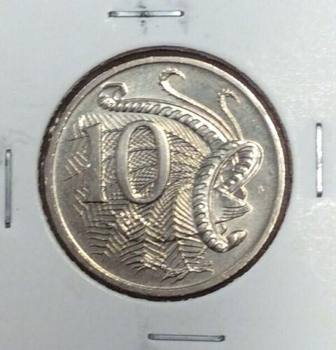 1998 10 cent  unc coin