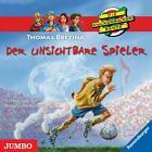 Die Knickerbockerbande. Der unsichtbare Spieler von Thomas Brezina (2008)