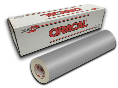 "Light Red Oracal 651 Craft /& Hobby Cutting Vinyl Roll 12/"" X 10ft"