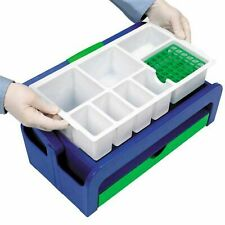Droplet Blood Collection Tray With 13mm Tube Rack 1 Ea