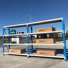 3M Length Steel Warehouse Racks Storage Shelving Garage Shelf Racking Shelves