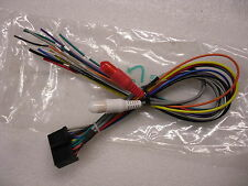 clarion car audio and video installation clarion vz300 vz309 power speaker wire harness
