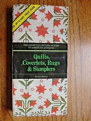 Coverlets Quilts Knopf Collectors Guides Rugs
