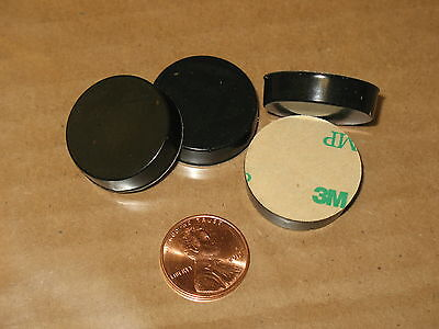 4 SORBO VIBRATION ISOLATION DISC FEET PAD 1.5x1//4in 38x6mm MOTOR AMP FIRM 70D