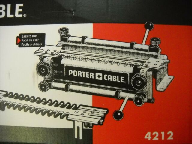 PORTER-CABLE 4212 12-Inch Deluxe Dovetail Jig