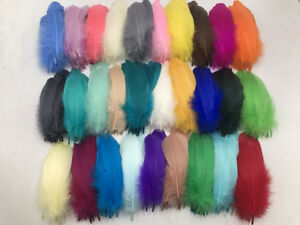 25-100pcs-natural-goose-feathers-soft-5-7inches-12-18cm-Clothing-amp-Accessories